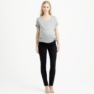 Jcrew 10 tall maternity Ryder pant, side panel